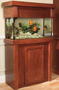 Merveilleux Ru0026J Enterprises Aquarium Groove Series Cabinets U0026 Canopies