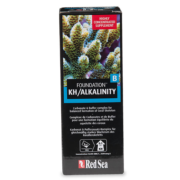 Red Sea Reef Foundation B Reef Supplement