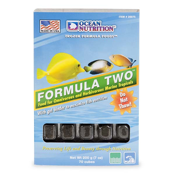 Ocean Nutrition Formula Two Frozen Food