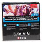 Red Sea Reef Foundation ABC Reef Supplement Multipack