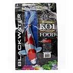 Blackwater Color Enhancing Premium Koi & Goldfish Food, Medium Pellets